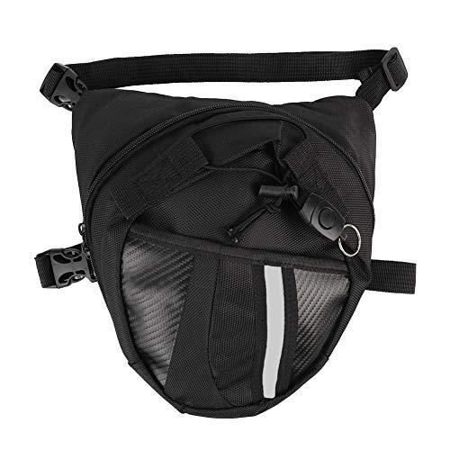 Suuonee Waist Bag Waterproof Motorcycle Riding Waist Leg Bag Canvas Travel Riding Bag Ducati Logo