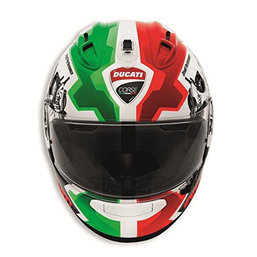 Ducati Corse V2 Helmet by Arai 981036864 Medium