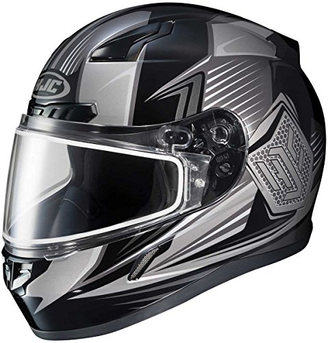 HJC Striker Adult CL-17 Snocross Snowmobile Helmet - MC-5  2X-Large