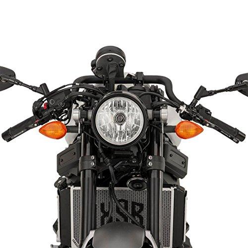 Genuine Yamaha Accessories Clubman Handlebars Black for 16-18 Yamaha XSR900