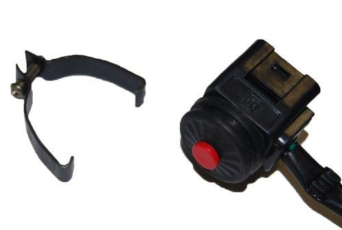 Kill switch for motorcycle atv dirt bike super moto pit bike dual sport universal horn start handlebar switch KTM Yamaha Honda Kawasaki Suzuki DR xr sx exc mxc kx klx dt xt wr yz rm rmz z drz 125 250 450 650 wrf yzf c f sxf 525 530 520 400 600
