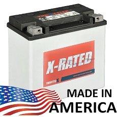 ThrottleX Batteries - HDX16 - Harley Davidson Replacement Motorcycle Battery
