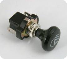 New Golf Cart Headlight Push Pull Switch Button
