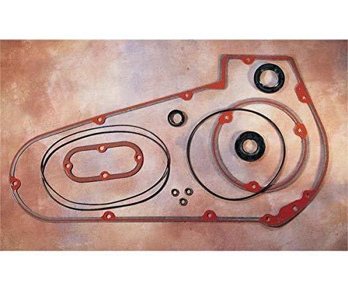 James Gaskets Primary Gasket-Seal Kit Cover for Harley Davidson 1994-2006  FLT FXR - One Size
