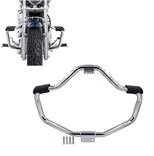 Engine Guard Crash Bar For Harley Davidson Sportster Iron 883 XL 883N XL1200N XL1200L 48 XL1200X