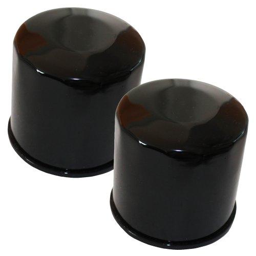 Caltric 2-pack Oil Filter Fits Yamaha Sx210 Sx-210 Frt-1100 Eng 2 Ar210 Ar-210 Frt1100 Eng 1 Eng 2 998 2008 2009