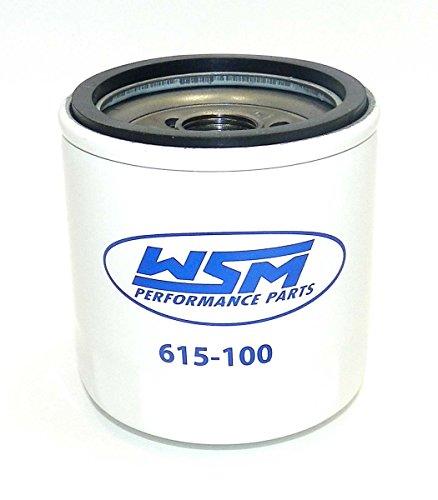 Yamaha Oil Filter F150 4 Stroke 2004-06 Wsm 615-100 Oem# 69j-13440-00-00