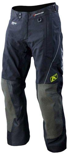 Klim Adventure Rally Motorcycle Pants - Black, 38 Tall