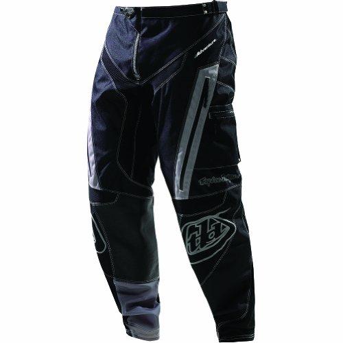 Troy Lee Designs Adventure Men's Motox Motorcycle Pants - Black / Size 30