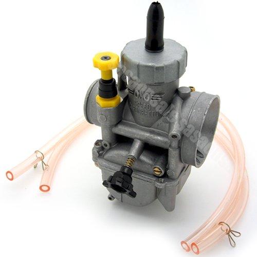 Mit Motors - Oko Pe 28mm Flat Slide Carburetor Kit - Honda Rtl250 Cr80 Cr85r Cr125 Nsr50 Nsr80 Nsr125 - Suzuki