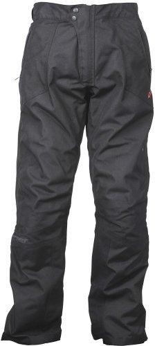 Joe Rocket Ballistic 70 Mens Street Motorcycle Pants - BlackLarge Short