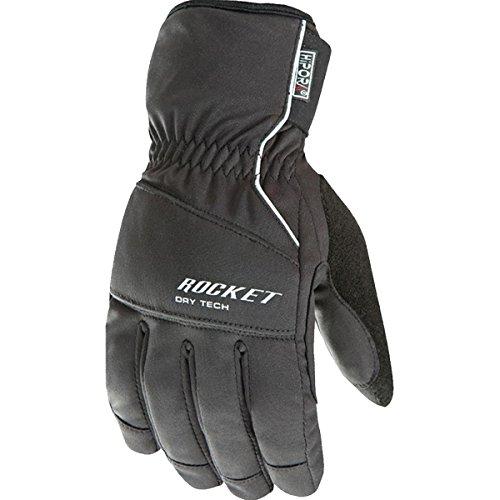 Joe Rocket Ballistic 70 Mens Textile On-Road Motorcycle Gloves - BlackLarge