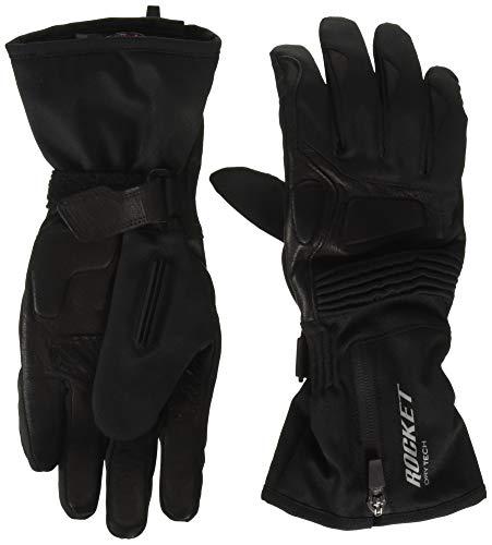 Joe Rocket Ballistic Fusion Mens Riding Glove Black Small