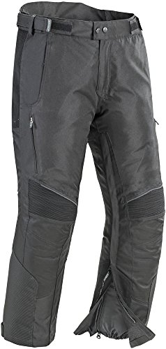 Joe Rocket Ballistic Ultra - Mens Textile Motorcycle Pant - Short Sizes - LargeShort