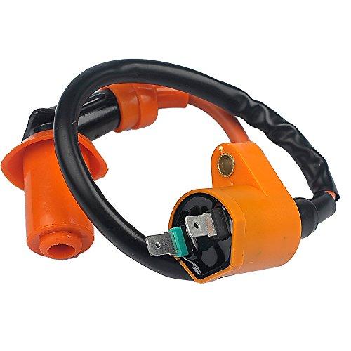 Savior High Performance Racing Ignition Coil for Honda TRX ATV TRX250 TRX300 TRX350 TRX400FW TRX450FW XL250 XL350 XL600