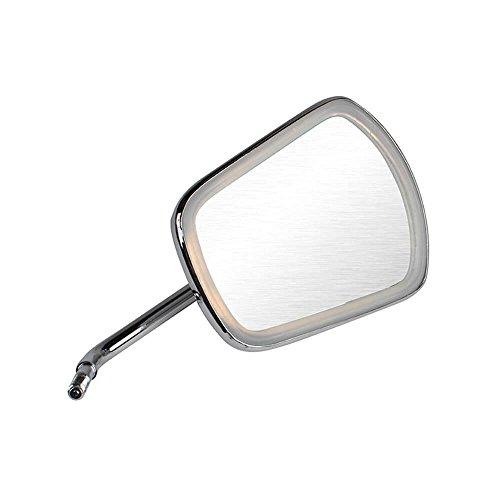 Trapezoid Legshield Mirror Vintage Vespa Genuine Stella