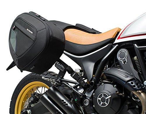 SW-MOTECH Blaze Sport Saddlebag System for Ducati Scrambler Desert Sled 17-18