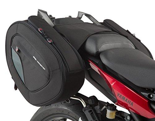 SW-Motech Blaze Sport Saddlebag System Yamaha FJ-09 15-16
