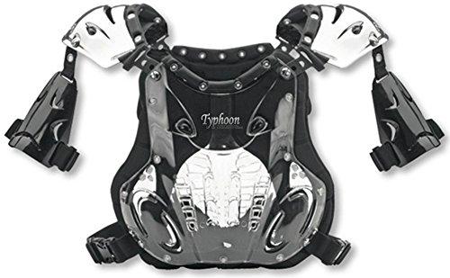 Youth 75-100lbs 34-45kg Chest Protector Proguard Deflector Motocross Atv Mx Dirtbike