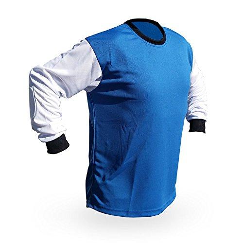 Reign VMX Blue Easel Blank Motocross Jersey
