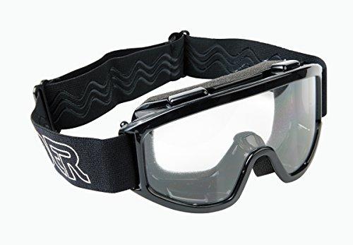 Raider Goggle Black Size Youth