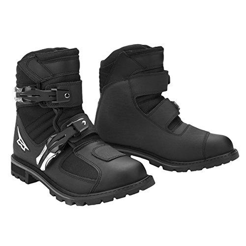 Axo Slammer Boots (black, Size 12)