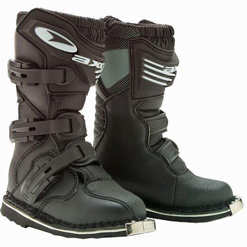 Axo Drone Pee-wee Kids Boots - Motocross Mx Atv - Youth 11 (y11) _11002-05-k11