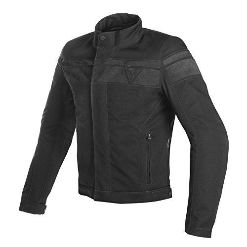 Dainese BlackJack D-Dry Textile Jacket BlackAnthracite 54 Euro44 USA
