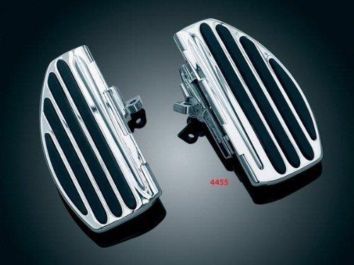 Kuryakyn 4455 ISO Passenger Floorboards For Harley-Davidson