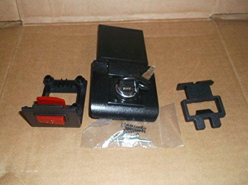 Emgo 72-32442 Lock Repair Kit for Travel Trunk