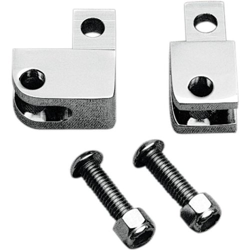 Custom Cycle Engineering Footpeg Elevators Male Mt Cce9734