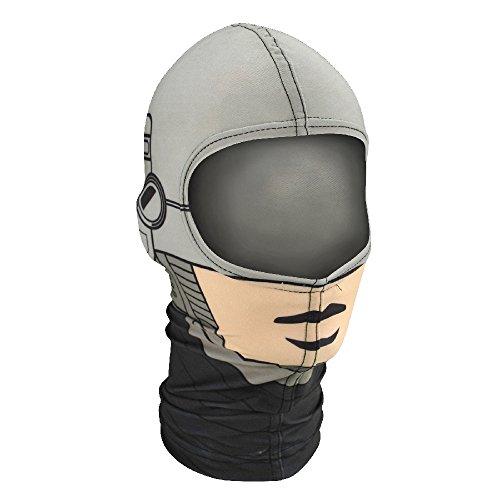 Zan Headgear Wbn003, Balaclava, Nylon, Cyborg