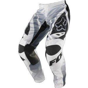 Fox Racing 180 Race Airline Mens MotocrossOff-RoadDirt Bike Motorcycle Pants - White  Size 30
