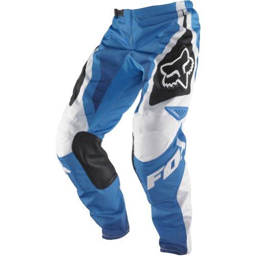 Fox Racing 180 Race Mens Off-RoadDirt Bike Motorcycle Pants - Blue  Size 28