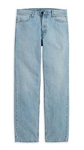 Harley-Davidson Mens Original Traditional Fit Jeans Faded Denim 99031-13VM