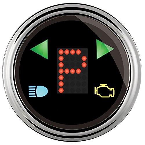 Auto Meter 1460 2-116 Gear Shift Indicator Gauge