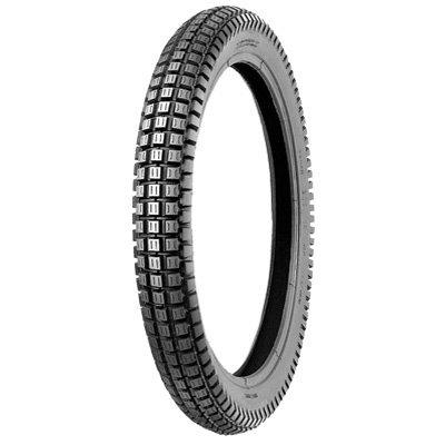 300x21 51P Tube Type Shinko SR241 Series Trials Tire - Fits Alta REDSHIFT MX 2017