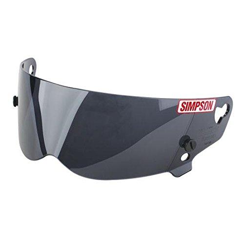 Simpson Racing 89401A Shield-Smoke Bandits Diamond Back Helmet