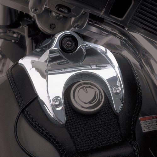 Show Chrome Accessories 61-104 Chrome Gas Tank Cover