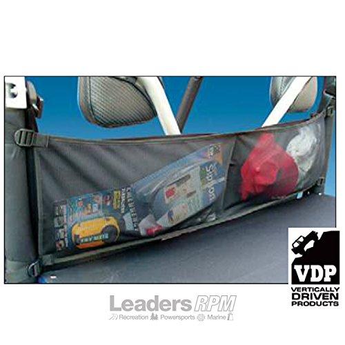New Kawasaki UTV Back Headrest Nylon Mesh Storage Pouch Teryx 6891