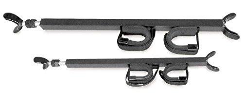 New Quick-Draw Overhead Gun Rack Front Only - 2007 Kawasaki Mule 3010 Trans 4x4 UTV