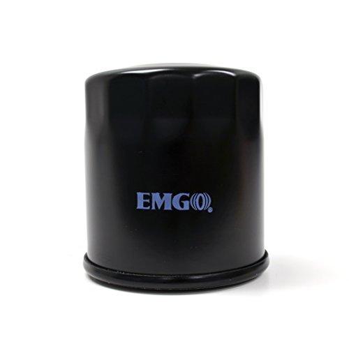 Micro Glass Black Oil Filter for Kawasaki ZZR 1400 2006-2012
