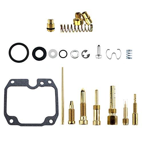 IZTOSS Carburetor Rebuild Kit Replace for 2003-2006 Kawasaki 250 Bayou Carb Carburetor Repair