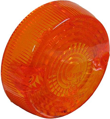 Kawasaki KMX 125 Indicator Lens Front LH Amber 1998