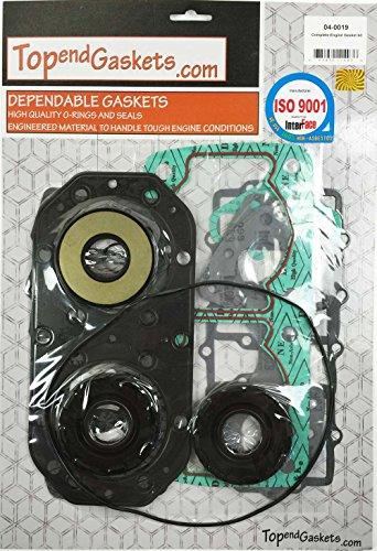 COMPLETE REBUILD GASKET SEAL KIT KAWASAKI 800 JET SKI SXR800 SXR 800SXR JS SX