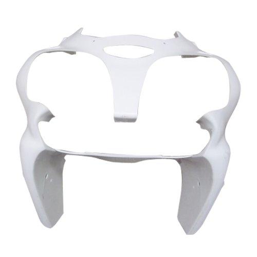 ZXMOTO Unpainted Front Cowl Nose fairing kit for KAWASAKI NINJA 636 ZX-6R 600 2000 2001 2002