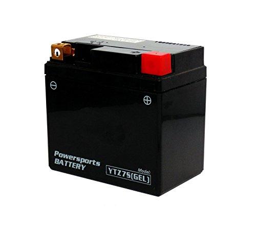 YTZ7S Z7S Sealed Activated ATV Battery fits Arctic Cat E-Ton Honda Kasea Kawasaki KTM Kymco Polaris Suzuki Yamaha