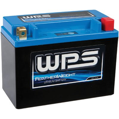WPS Featherweight Lithium Ion Battery for Kawasaki EN450 LTD 1990