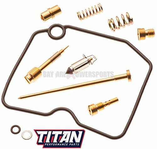 Titan Oe Quality Carb Carburetor Rebuild Repair Kit Kawasaki KLF 400 Bayou 93-95