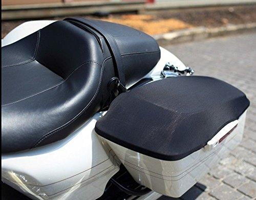 Harley-davidson HD Hard Saddle Bags Lid Protective Covers Mask Bra